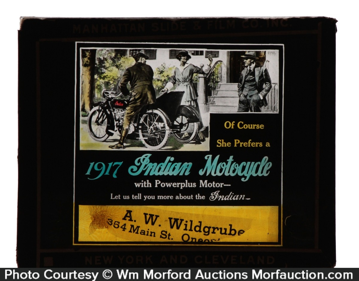 Indian Motorcycles Photo Slide