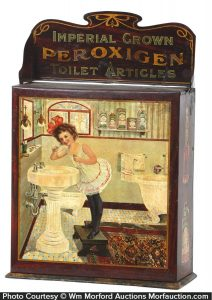 Imperial Crown Peroxigen Cabinet