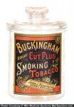 Buckingham Tobacco Jar