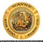 Wayne Brewing Company Ashtray