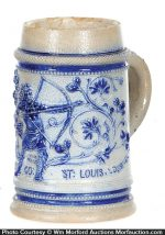 Cherokee Brewery Mug