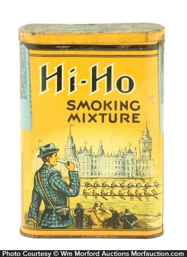 Hi-Ho Tobacco Tin
