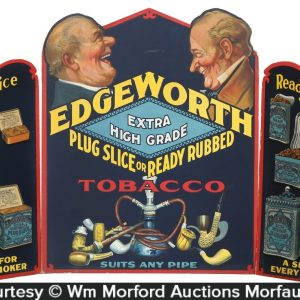 Edgeworth Tobacco Display