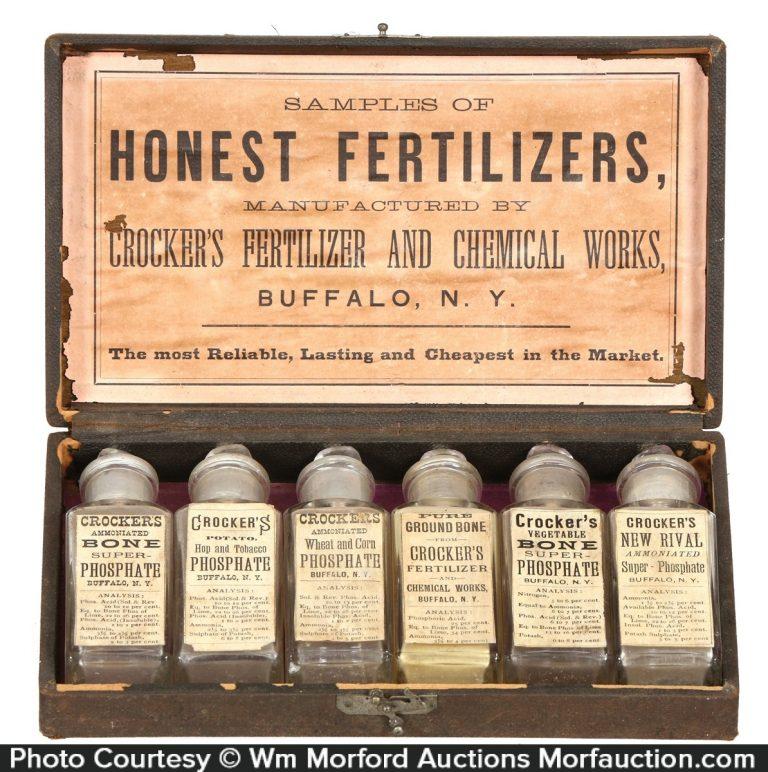 Honest Fertilizers Sample Set