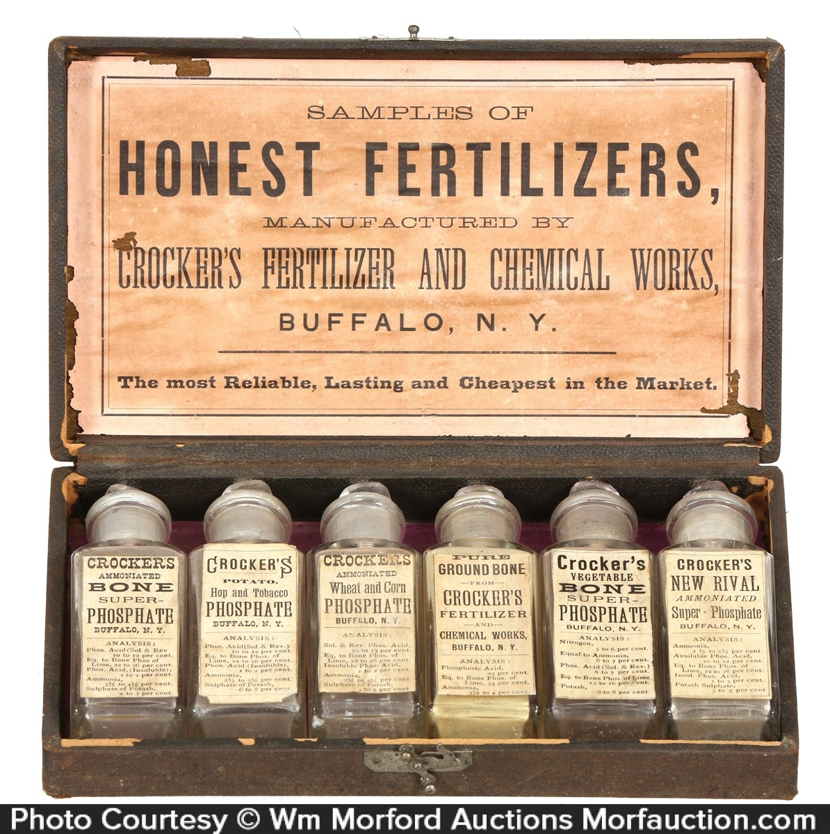 Honest Fertilizers Sample Set