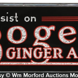 Bogey Ginger Ale Sign