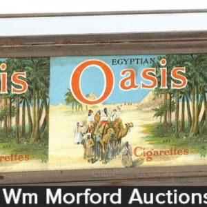 Oasis Cigarettes Display Box