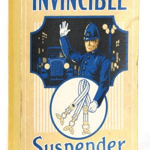 Invincible Suspenders Box