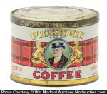Pickwick Coffee Can