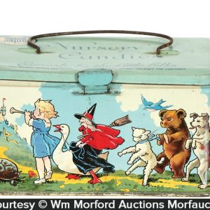 Nursery Candies Tin