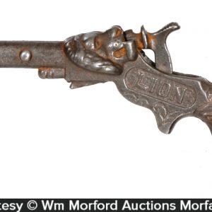 Lion Cap Gun