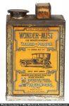 Wonder-Mist Car Polish Tin