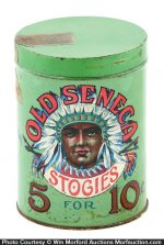 Old Seneca Stogies Can