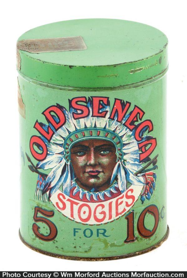 Old Seneca Stogies Can
