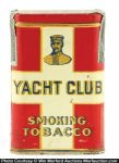Yacht Club Smoking Tobacco Tin