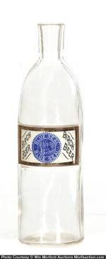 Blue Seal Birch Beer Syrup Bottle