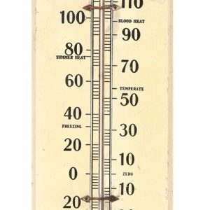 Dr. Daniels' Veterinary Thermometer