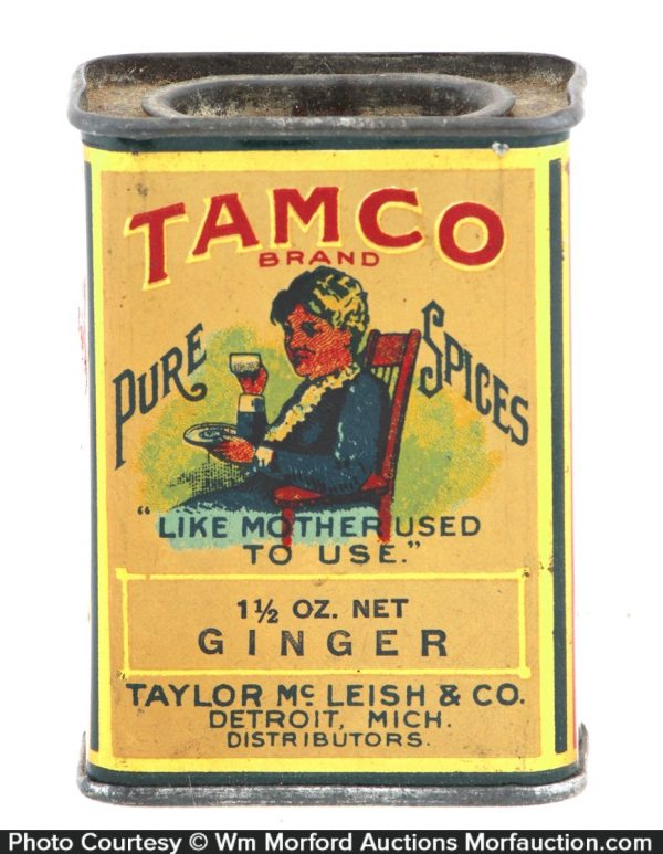 Tamco Spice Tin