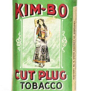 Kimbo Tobacco Tin