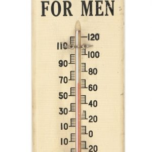 Vintage Tailors Thermometer