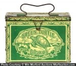 Green Turtle Cigars Pail