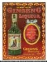 Ginseng Liqueur Sign