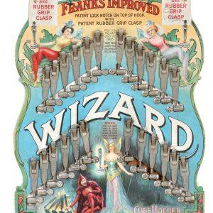 Wizard Cuff Holder Display