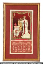 1904 Coke Calendar