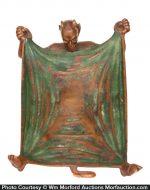 Bronze Devil Tray