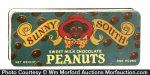 Sunny South Chocolate Peanuts Tin