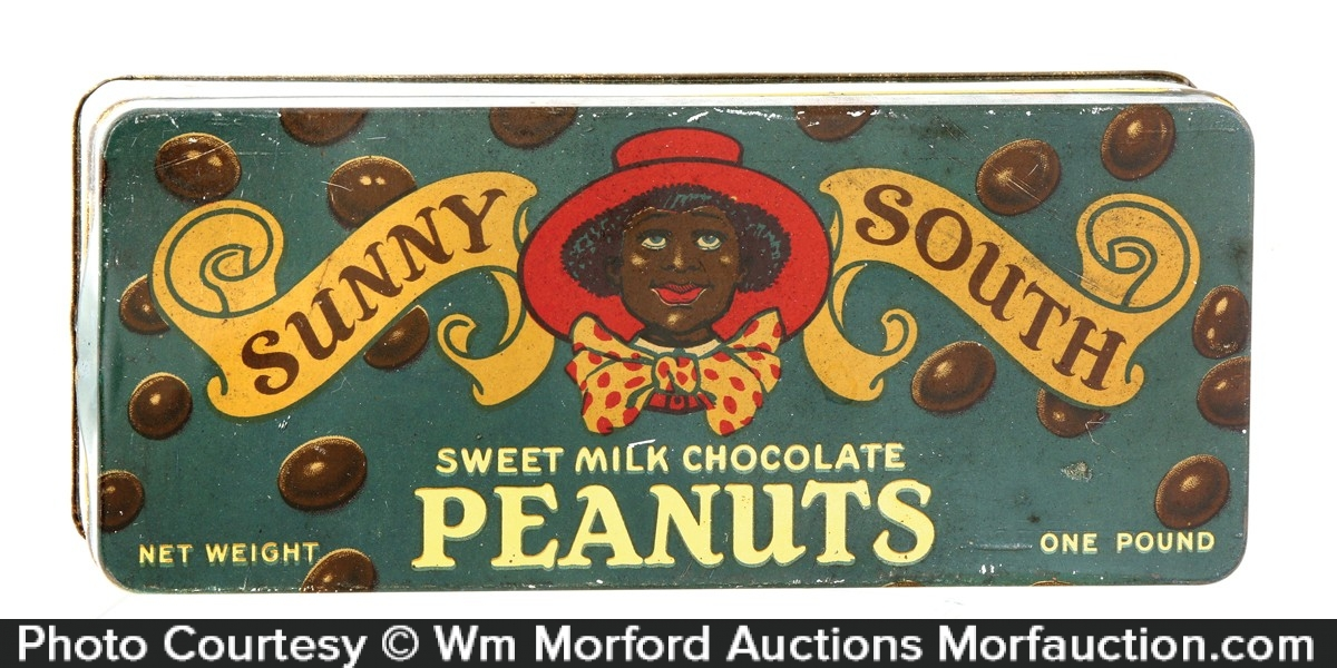 Sunny South Chocolate Peanuts Tin
