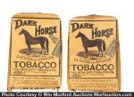 Dark Horse Tobacco Packs
