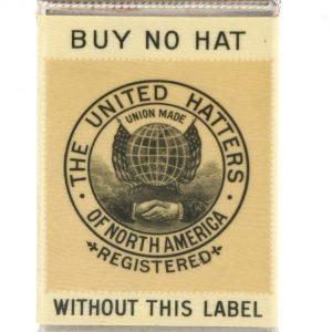 United Hatters Match Safe