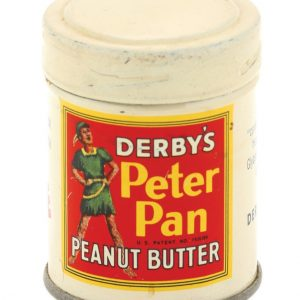 Peter Pan Sample Tin