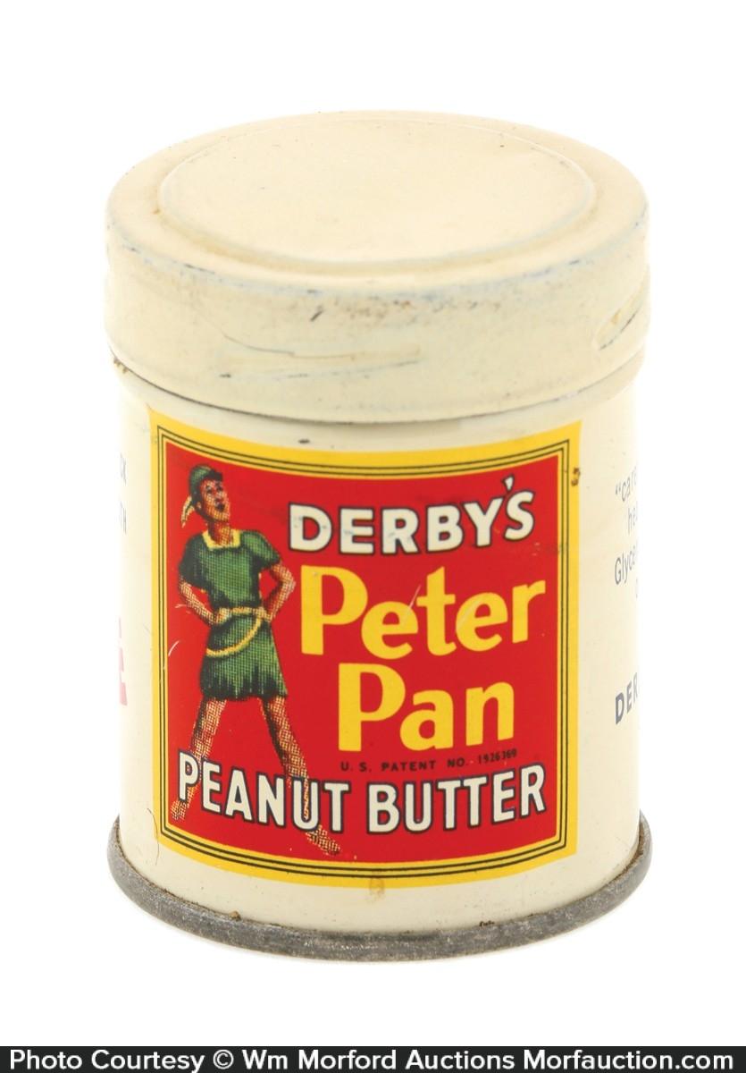 Peter Pan Sample Tin