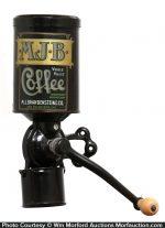 Mjb Coffee Grinder