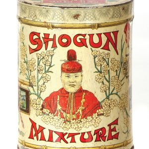 Shogun Tobacco Tin