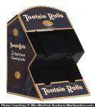 Tootsie Rolls Display
