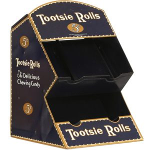 Tootsie Rolls Display