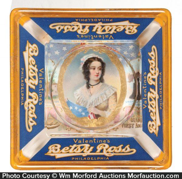 Valentine's Betsy Ross Change Receiver