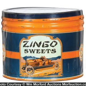 Zingo Sweets Tin