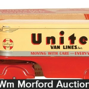 United Van Lines Toy Truck