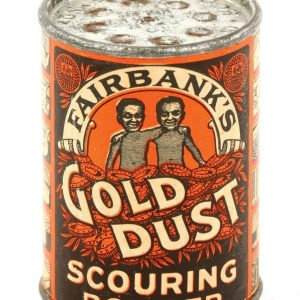 Fairbank's Gold Dust Sample Tin