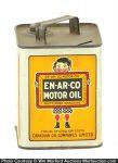 Enarco Motor Oil Can Bank
