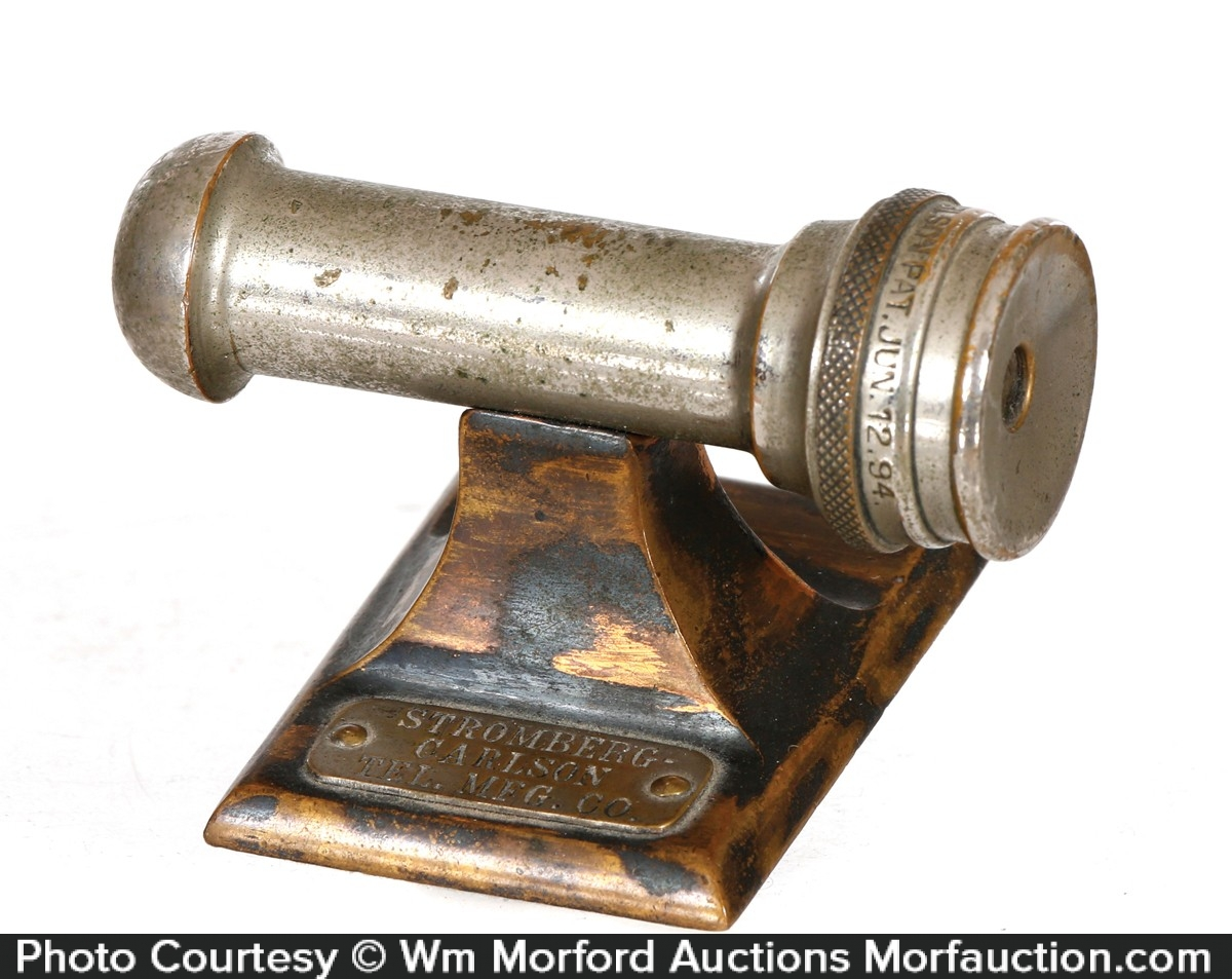 Telephone Receiver Paperweight