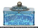Edgeworth Plug Slice Tobacco Tin