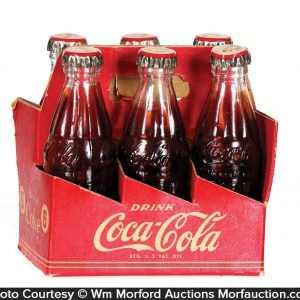 Miniature Coke Carrier