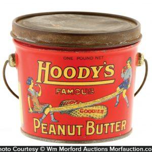 Hoody's Peanut Butter Pail