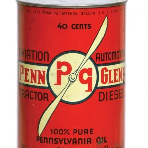 Penn Glenn Aviation Oil Can