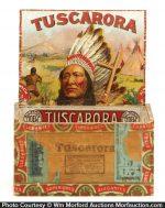 Tuscarora Cigar Box